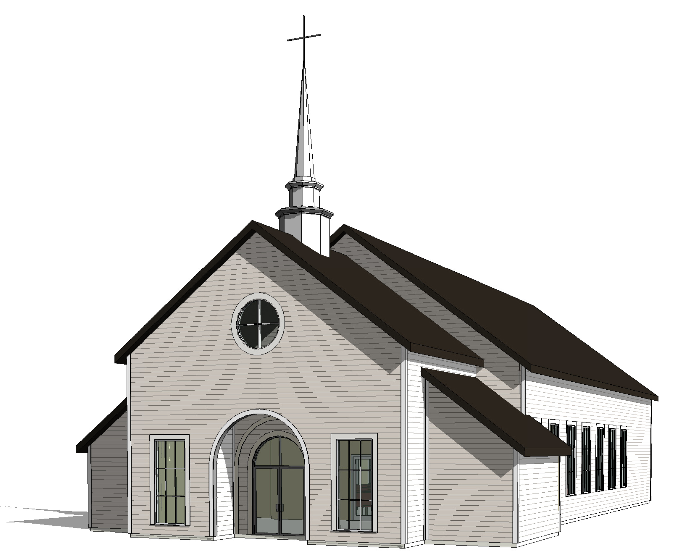 church building design ideas modern